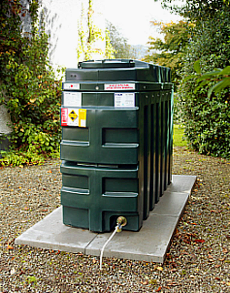 Plastic Oil Tank Replacement in Worksop